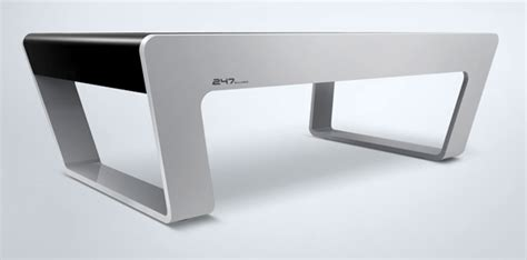 Ideas For Home Office Decor Black And White Pool Table By Porsche Design