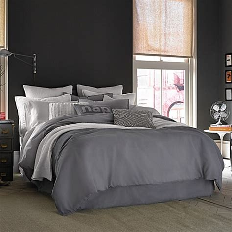 bed bath and beyond bed comforters buy kenneth cole reaction home landscape twin duvet cover