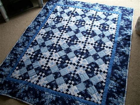 Winter Quilts you to see winter blues quilt on craftsy