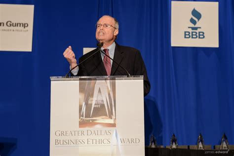 gdbeaorg greater dallas business ethics award ethics is just good business