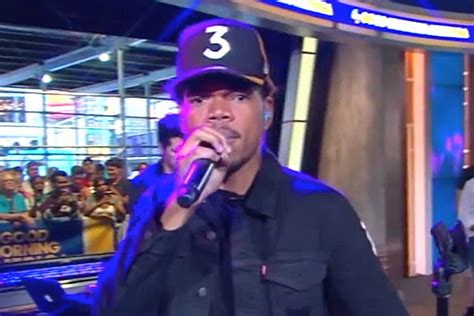 coloring book chance the rapper summer friends chance the rapper performs summer friends on