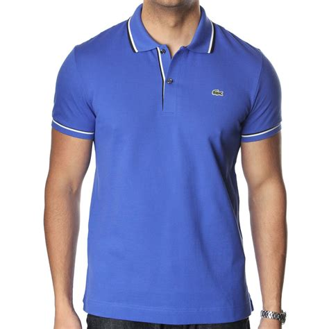 Tshirt Polo lacoste ph9504 polo t shirt lacoste from the menswear site uk