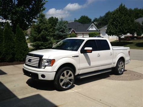f150 saleen wheels sell used 2012 ford f 150 lariat crew cab 4 door