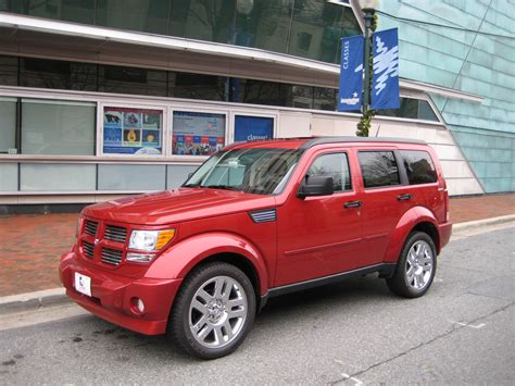 2010 Dodge Nitro Reviews review 2010 dodge nitro 171 road reality