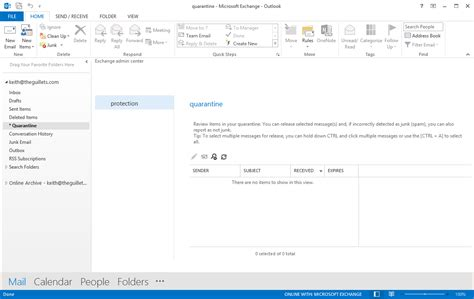 Office 365 Outlook Quarantine How To Add Access To The Office 365 Eop Quarantine In