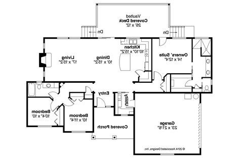 Kensington House Plan by Country House Plans Kensington 30 843 Associated Designs