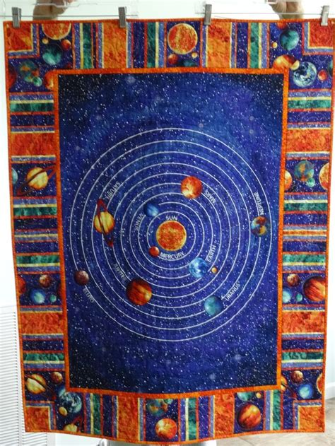 Solar System Quilt by Solar System Quilt Pics About Space
