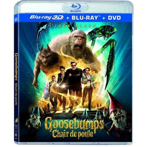 quel film blu ray 3d choisir chair de poule blu ray 3d blu ray dvd hd num 233 rique