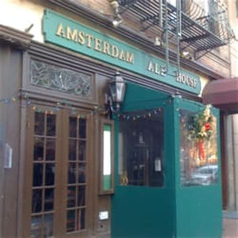 amsterdam ale house amsterdam ale house pubs upper west side new york