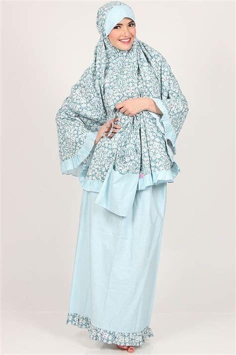 Limited Edition Mukena Katun Jepang Murah Cantik floral mukena muslim style floral