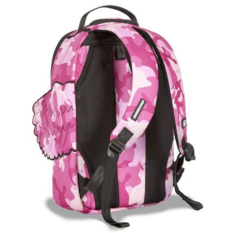 Backpack Piramid sprayground black pyramid pink camo backpack woodmint