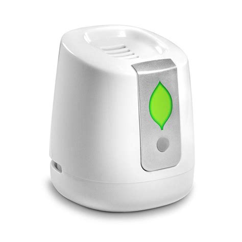 kenco outfitters greentech environmental pureair fridge air purifier and ionizer