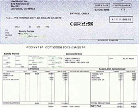 paycheck template paycor pay stubs autos post