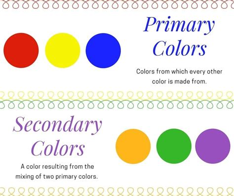 what are primary colors festive fork fireworks craft teaches color combos