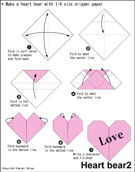 Steps To Make A Paper - origami origami for