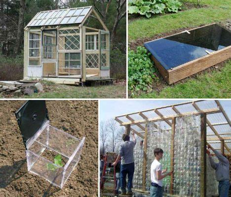 diy greenhouses  structures   build