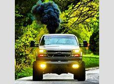 Duramax:) #diesels #trucks #black #lifted #dodge #ford # ... Lifted Duramax Diesel Blowing Smoke