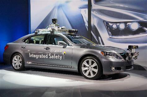 Toyota 2020 Autonomous Driving by Lexus Rolls Out Autonomous Vehicle Concept Self Driving