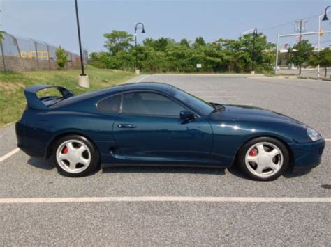 Toyota Supra Remake Baltic Blue Toyota Supra Difference Between