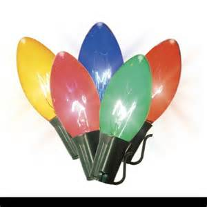 holiday living 25 count outdoor incandescent c9 multicolor