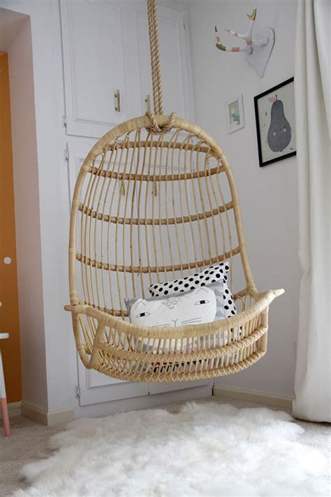 hanging chairs for kids bedrooms hanging chair for kids bedroom kids room ideas