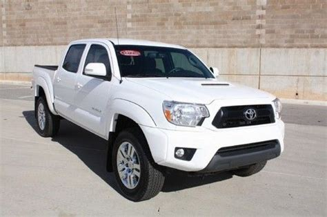 Turner Toyota Sell Used 2010 Toyota Tacoma 4wd Trd Pkg W Jbl Tow