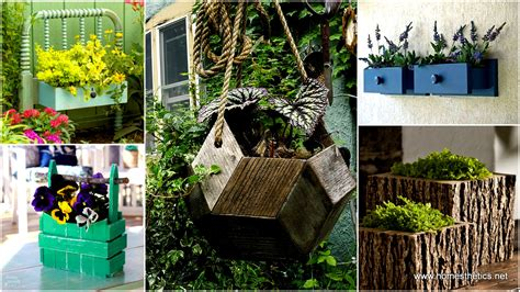 Beautiful Planter Ideas by 25 Insanely Beautiful Wooden Planter Ideas To Start Right Away