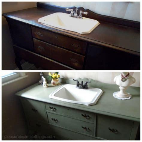 annie sloan bathroom bathroom vanity annie sloan redo pleasure in simple things