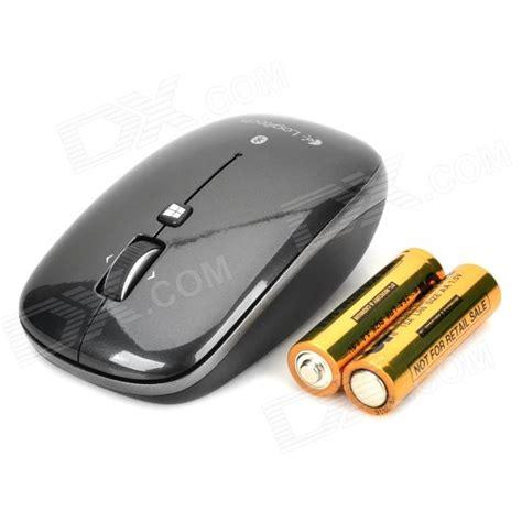 Unik Logitech Wireless Bluetooth Mouse M557 Top Logitech M557 Wireless Bluetooth V3 0 1000dpi Led Mouse