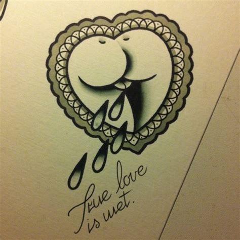 heart butt tattoo all sizes tatouage tattooflash traditional