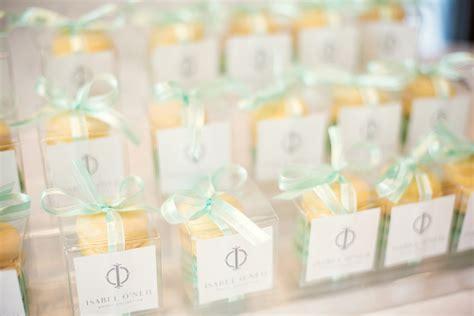 Macaron Baby Shower Favor by Macaron The New Wedding Dessert O Neil Bridal