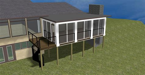 shed roof porch tying a porch roof shed into existing roof ask home design