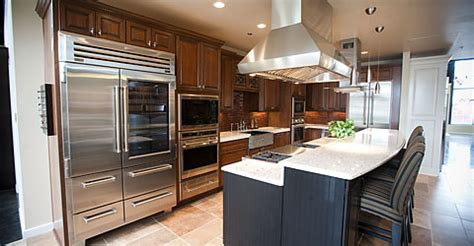 in showroom ferguson supplying kitchen and