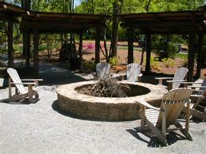 Best Outdoor Firepit Cinder Block Pit Safe Pit Design Ideas