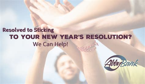 resolved to sticking to your new year s resolution we can