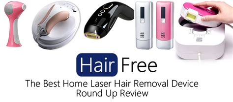 the best home laser hair removal device up review