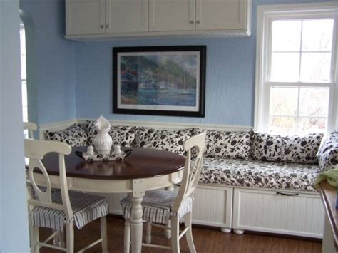 Banquette Hack by Kitchen Drawers Turned Into Banquette Seating