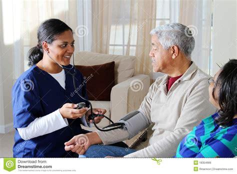 home health care stock image image  female citizen