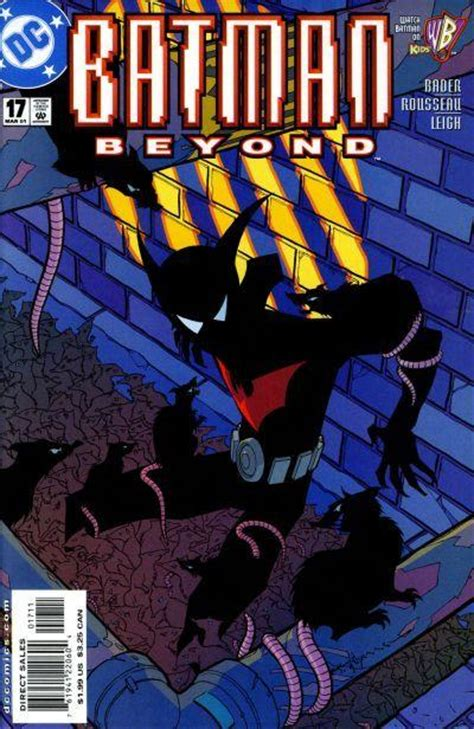 batman beyond vol 2 rise of the rebirth batman beyond vol 2 17 dc database fandom powered by wikia