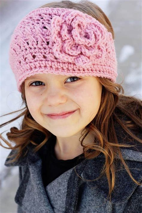 Winter Headbands Pattern | 25 diy kid s headband for warmer winter days diy to make