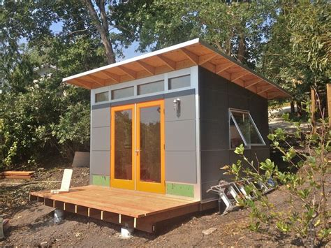 backyard studio plans best 25 prefab sheds ideas on pinterest