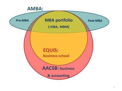 Aacsb Accredited Schools Of Business Mba by Efmd Quality Improvement System