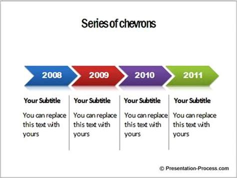 powerpoint 2010 timeline template top tutorial 7 5 creative powerpoint timeline ideas 20