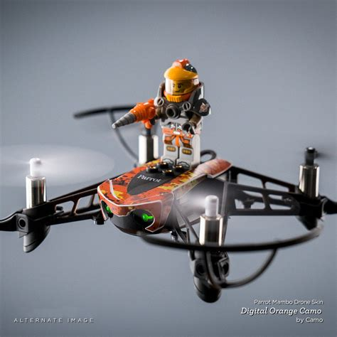Drone Parrot Mambo apocalypse pink parrot mambo skin istyles