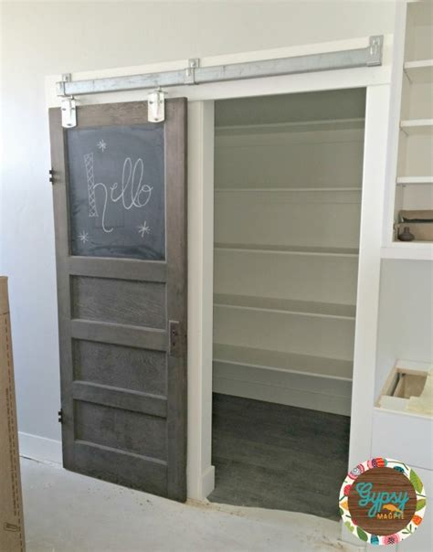 Pantry With Sliding Doors by Sliding Door Pantry