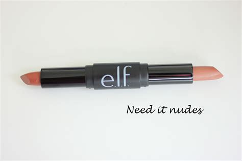 E L F Cosmetics Day To Lipstick Duo e l f cosmetics day to lipstick duo and moisturizing