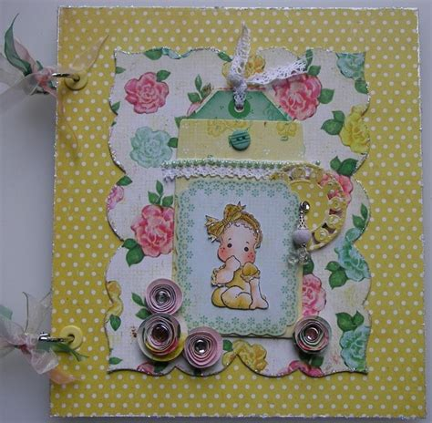 ooak handmade scrapbook photo albums