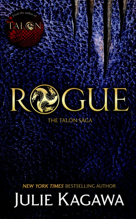 Rogue Talon 2 By Julie rogue by kagawa julie 9781848453821 brownsbfs