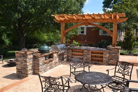outdoor spaces traditional patio cincinnati by grill bar pergola traditional patio cincinnati by
