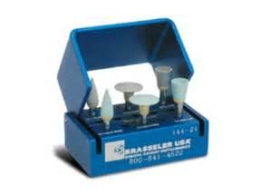 Diacomp Medium diacomp composite polishing kit from brasseler